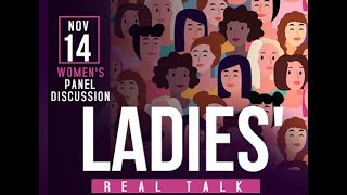 LADIES REAL TALK 11 14 2020