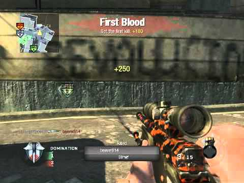 lI Cobalt lI - First Blood No Scope