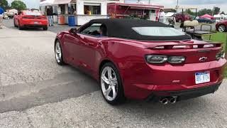 First reveal. 2019 Camaro SS