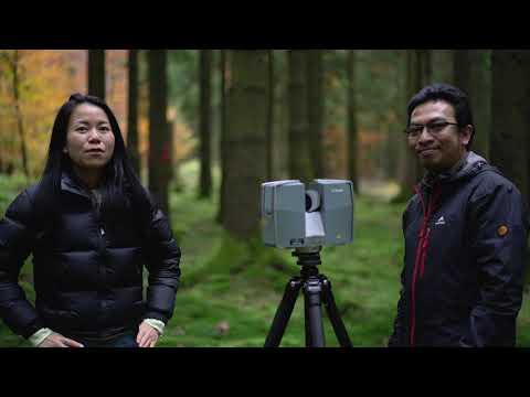 14 Terrestrial Laser Scanning (TLS) of forests