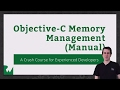 Objective-C Memory Management - raywende