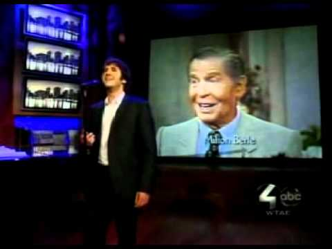 Josh Groban Performs Smile on the Regis and Kelly Show 11/17/2011