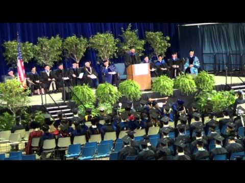 John Urschel Commencement Address