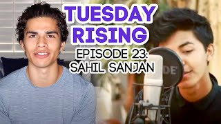 BREAK MY HEART AGAIN by FINNEAS | Tuesday Rising | Episode 23: Sahil Sanjan