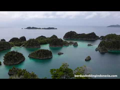 Raja Ampat  a little paradise in east indonesia