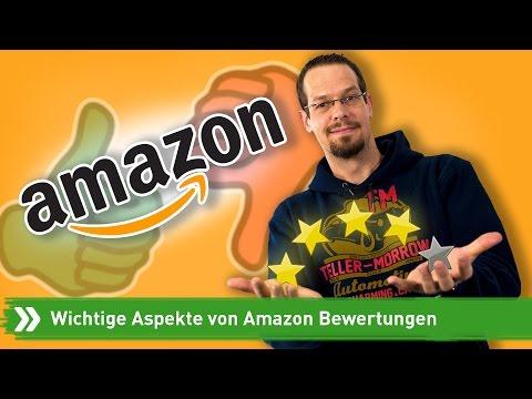 Wie erhalte ich Bewertungen auf Amazon?   Fairrank TV