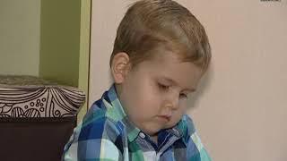 5-річний Івасик Бедрій із Вінниці бореться з онкологією 24 09 2018