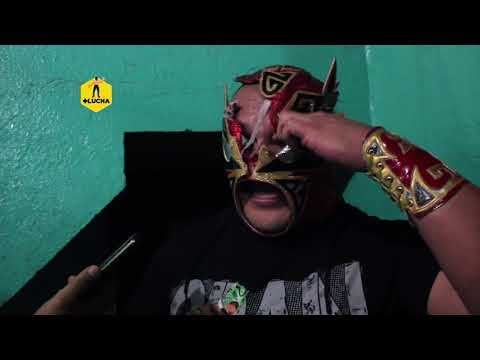 """Gran Guerrero: """"Me gusta el pique contra Místico y quiero seguirla acrecentando"""""""