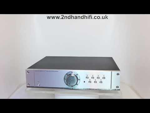 Musical Fidelity A3.2CR Power / Pre