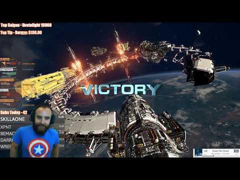 """Bajheera - """"WRATH OF THE PIONEER GENIUS"""" - Fractured Space Gameplay"""