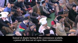 Friday Sermon Summary 10 October 2014