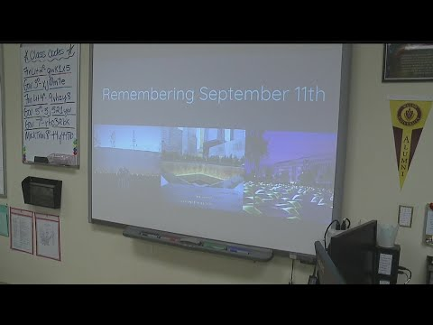 9/11 remembrance creates learning opportunity at Lordstown High School