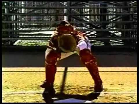 Softball Catcher Secrets