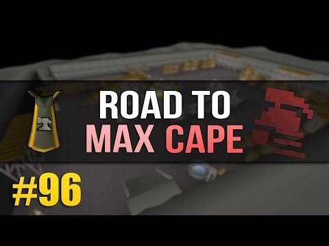OSRS HC Ironman #96 (Road to Max) - Another 99 and Raids with Alkan