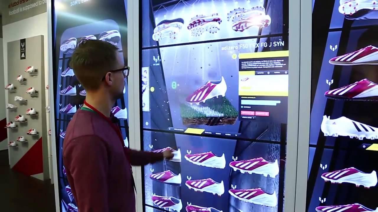 Unisport On the Road - Adidas open Messi Museum