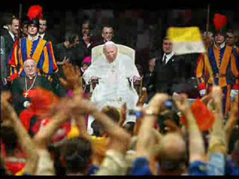 pope paul ii pater noster abba pater