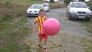 "Mini Neymar ""Juggles Everything"" Age 10"
