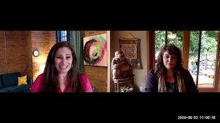 Conversation with an Ancestral Trauma and Creative Transformational Expert