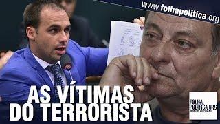 Baixar Eduardo Bolsonaro faz transmissão com Torregiani, vítima de Battisti, 'protegido' de Lula e Dilma