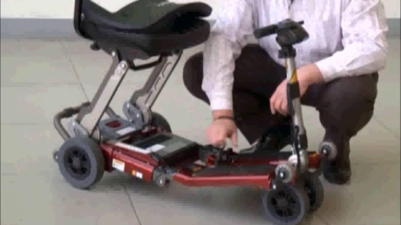 كرسي متحرك لكبار السن وذي الاحتياجات الخاصة Youtube