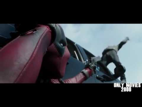 Deadpool Funny Scenes