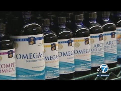 Fish Oil May Help Pregnant Women Prevent Asthma In Their Babies ABC7
