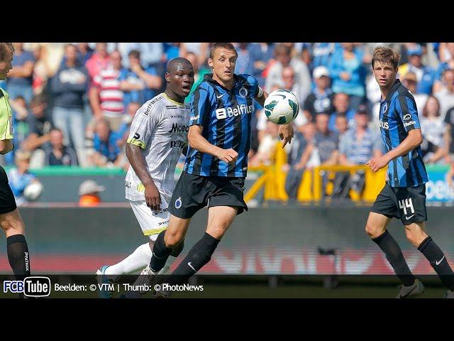 2013-2014 - Jupiler Pro League - 03. Club Brugge - Zulte Waregem 1-1