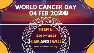 "#worldcancerday2020 #iamandiwill #worldcancerday2020theme world cancer day 04 feb 2020 campaign theme : ""i am and i will"" the every year february celebrat..."