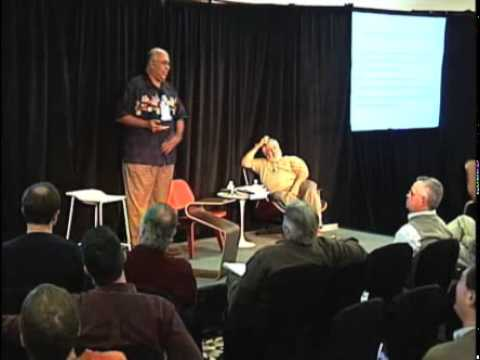 BIF 1: Donald Stanford At BIF 1