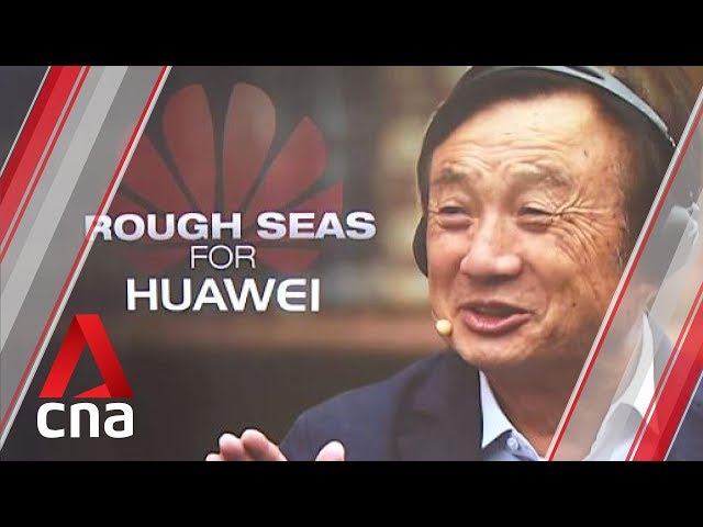 Huawei CEO says he underestimated impact of US ban