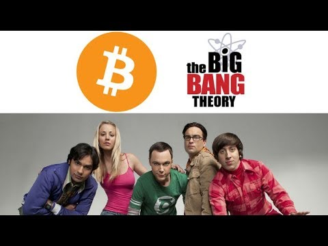 Bitcoin Goes Mainstream - Featured On The Big Bang Theory TV Show - The Bitcoin Entanglement - HODL!