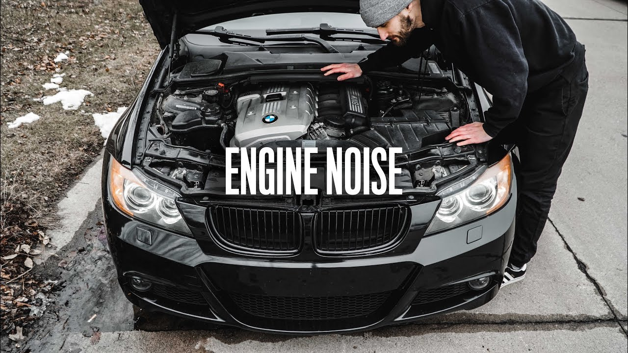 If Your BMW Engine Makes this Sound, HERE'S HOW TO FIX IT!
