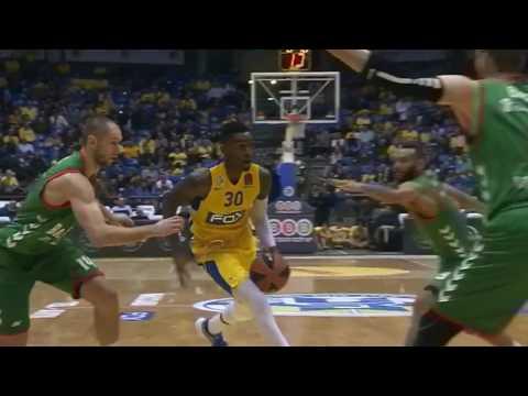 Highlights Maccabi FOX Tel Aviv Baskonia Vitoria Gasteiz