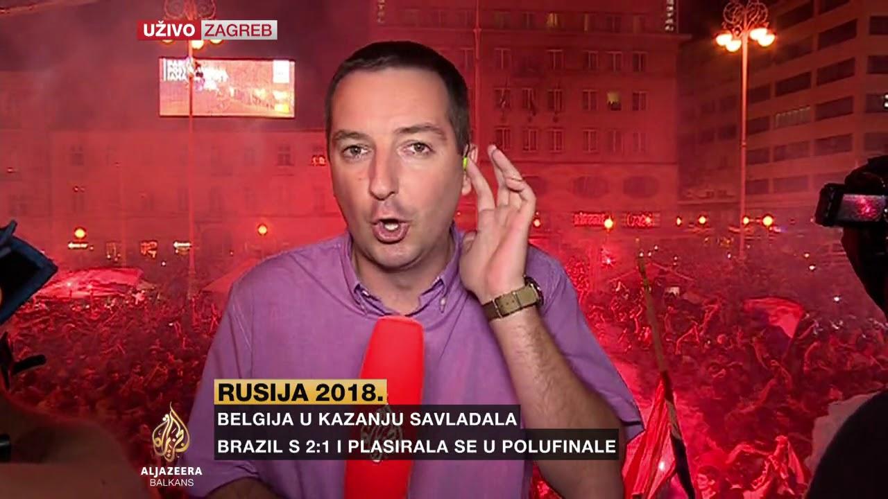 Reporteri Al Jazeere o plasmanu Hrvatske u polufinale SP-a
