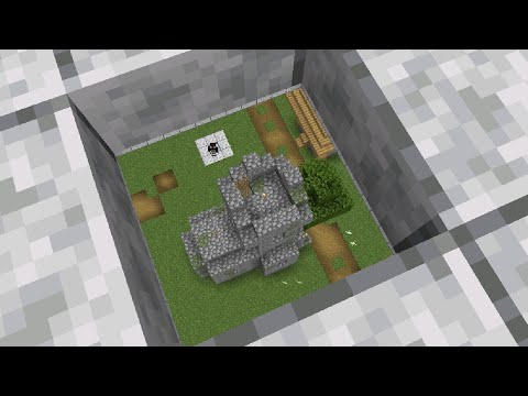 Non Euclidean Minecraft, But Something is Not Right |