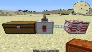 46 серия: Как сделать буровую установку и Улучшенную буровую установку - IC2 Experimental