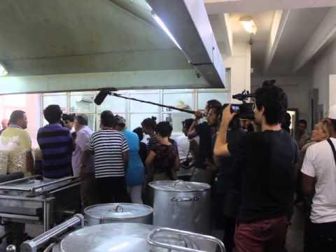 Coppola cocina pastas para todos en la eictv youtube for Youtube cocina para todos