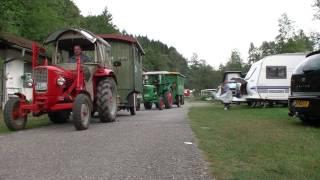 Camping Alpirsbach   Schwarzwald   Sept  2016