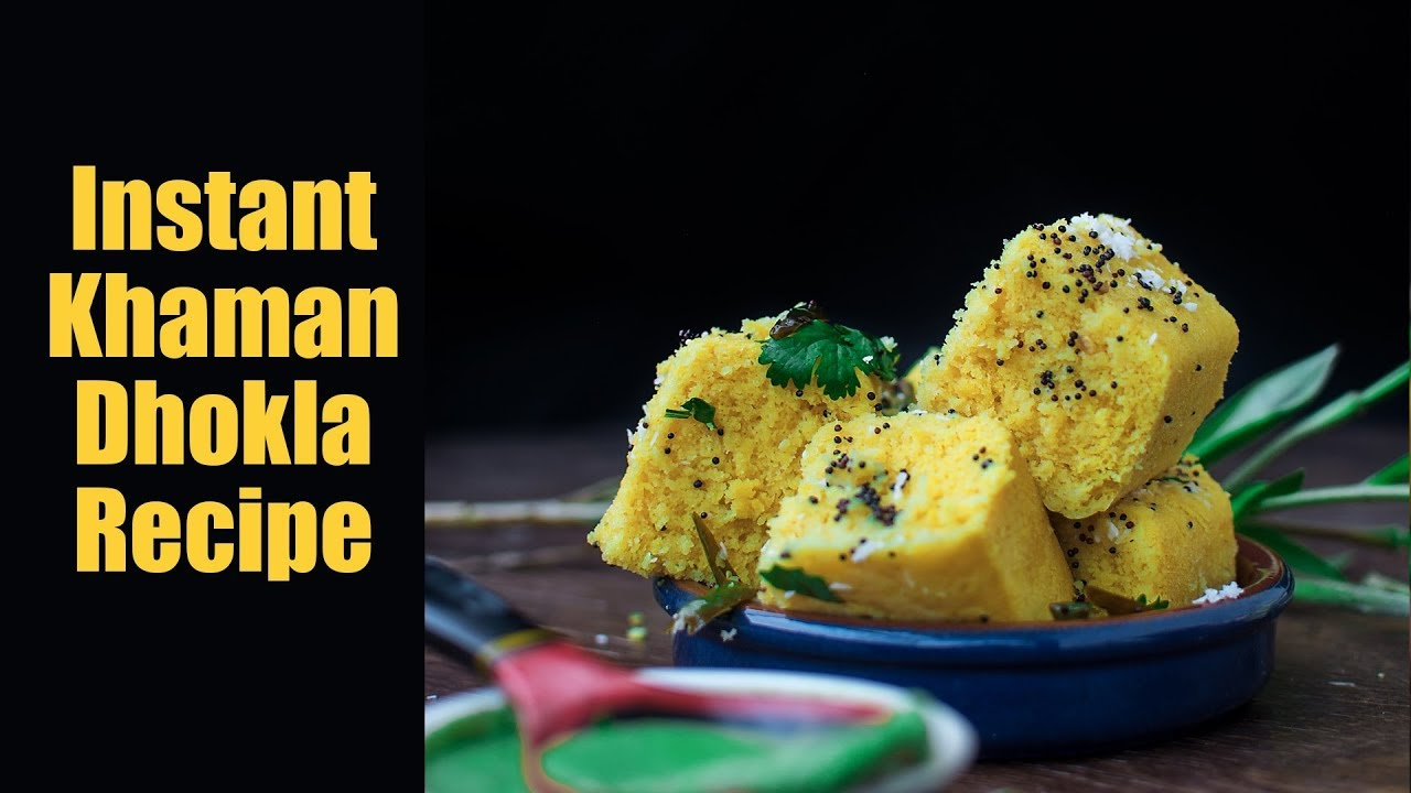 Instant khaman dhokla recipe how to make soft and spongy gujarati instant khaman dhokla recipe how to make soft and spongy gujarati dhokla dhokla in kadahi forumfinder Images