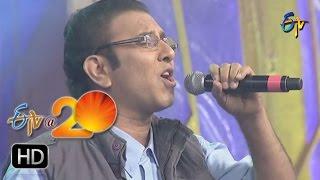 Vande MataramSrinivas , Performance - Bandenaka Bandi Katti Song in Sangareddi ETV @ 20 Celebrations