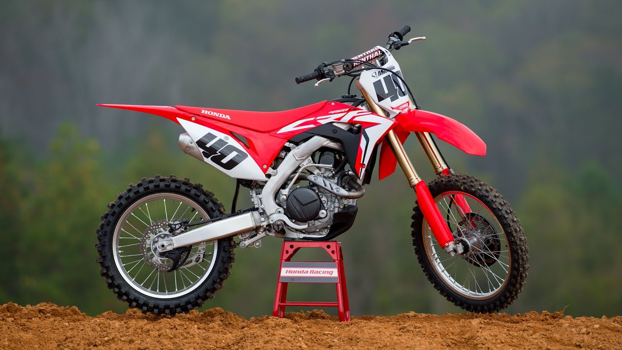 honda crfr  impression transworld motocross youtube