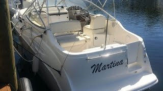 [SOLD] Used 2000 Bayliner 2455 Ciera in North Miami Beach, Florida