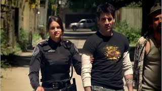 ~*Rookie Blue Season 1 Episode 1 (1x01) - Andy Takes Down Sam *~