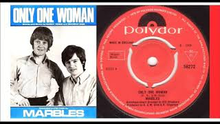 The Marbles - Only One Woman 'Vinyl'