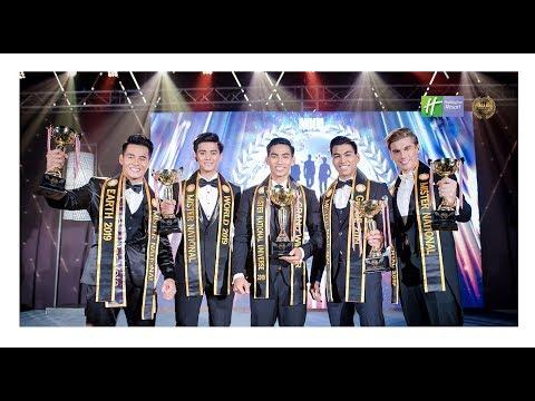 Grand Final, Mister National Universe 2019