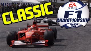 PLAYING F1 2000 (F1 Championship Season 2000)