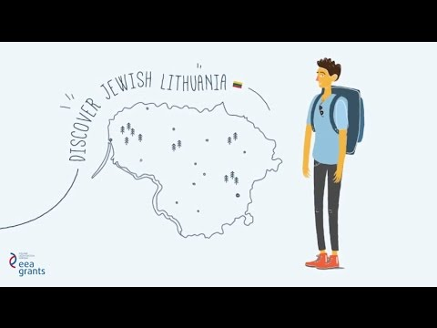 Discover Jewish Lithuania