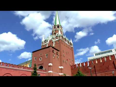 Russian Volga River Cruise 2016 Part 1
