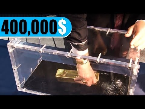 وضعوا قطعة ذهبية باهظة الثمن داخل صندوق من الزجاج وقالوا لهم من استطاع أن يخرجها سيأخذها, شاهد ماحدث  - نشر قبل 7 ساعة