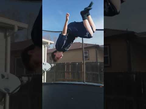 Trampoline Tricks Beginner